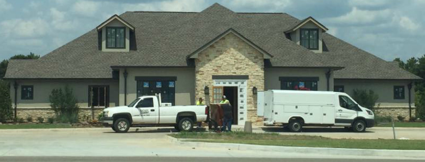 Philip Gray DDS New Office Building- dentist in Edmond